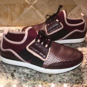 A New Day Deena Lace up Sneaker size 8.5""